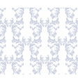 Vintage floral classic pattern vector image vector image