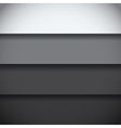 Background of four carbon fiber patterns vector image