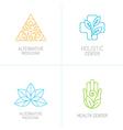 concepts and logo design templates