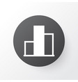 monitoring icon symbol premium quality isolated vector image vector image