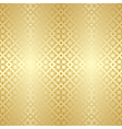 background with golden ornament - seamless vector image