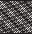 repeating rectangle shape halftone modern vector image vector image