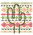 cactus aztec pattern graphic printable vector image