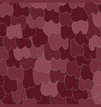 childrens minimalist design background fish vector image