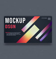 mockup background template mock up minimal vector image