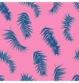 Seamless tropical pattern exotic background with vector image vector image