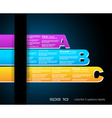 ABC Bars vector image vector image