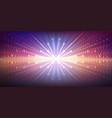 interstellar space backgroundcosmic galaxy vector image vector image