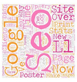 SEO Stoopid text background wordcloud concept vector image vector image