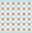 geometric star seamless pattern background vector image
