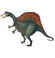 Spinosaurus vector image vector image
