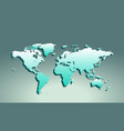 map icon for application on grey background vector image