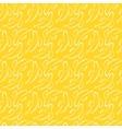bananas pattern vector image vector image