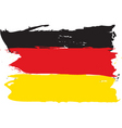 German grunge flag vector | Price: 1 Credit (USD $1)