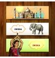 beautiful India vector image vector image