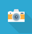 camera icon set of great flat icons with style vector image vector image
