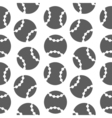 baseball seamless pattern for boy Sports balls on vector image