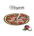 PizzaIngredient6 vector image vector image