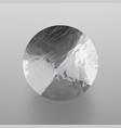 stock shiny sparkly silver vector image vector image