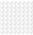 White geometric rectangle seamless background vector image vector image