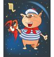 zodiac signs scorpio cartoon