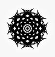 abstract circular 0024 vector image vector image