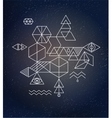 Sacred geometry Alchemy spirituality icons
