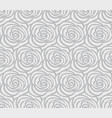 gray ross pattern seamless texture background vector image vector image