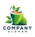 mango fruit logo vector image