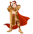 Knave of Hearts vector image