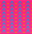 pink colored seamless pattern vector image vector image
