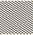 diagonal stripes pattern seamless striped texture vector image vector image