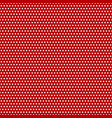 pattern seamless red in polka dot stylish design vector image vector image