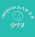 doodle style for celebration vector image vector image