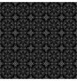 black pattern for background vector image vector image