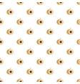longan pattern seamless vector image vector image