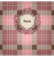 Vintage paris background vector | Price: 1 Credit (USD $1)
