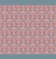 fashion damask seamless pattern vector image vector image