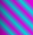 Halftone blurred background vector image vector image