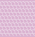seamless pattern in shape a wave vector image vector image