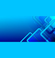 abstract minimal style blue gradient background vector image vector image
