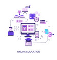 study and education concept study and education vector image vector image