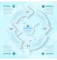 Abstract elements of infographics for business