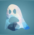 ghost of triangles vector image vector image
