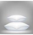 Pillows vector image