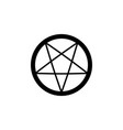 religion symbol occultism icon element of vector image