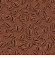 Coffee Background - Seamless Pattern vector image