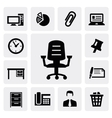 office equipment vector image vector image