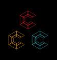 construction symbol image vector image
