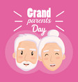 grandparents day design vector image vector image